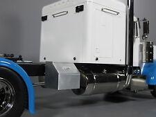 Aluminum Simulate Storage Tool Box Tamiya 1/14 Grand Knight King Hauler Cascadia