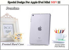 HQ Rubberized Frosted Matte Hard Case Cover For iPad Mini 3/2/1(Ultra Thin Skin)