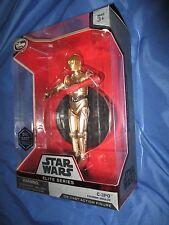 Star Wars: The Force Awakens Die Cast Movie Action Figure Disney Exclusive C-3Po
