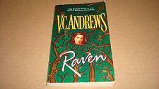 V.C Andrews Raven Paperback First Printing 1998