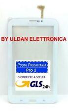 TOUCH SCREEN per SAMSUNG GALAXY Tab 3 SM T211 GT-P3200 TABLET VETRO 7.0 BIANCO