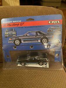 Ertl Blueprint Replicas 88 Mustang GT 1/43 Scale Diecast Car Original SEALED !!