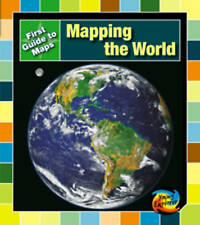 Mapping the World (First Guide to Maps), New, Marta Segal Block, Daniel Block Bo