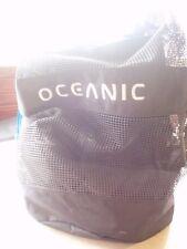 Oceanic Mesh Back Pack