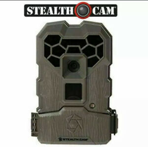 Stealth Cam STC-QS12 10MP Scouting Game Trail Camera Cam Infrared AA