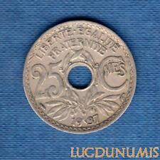 25 Céntimos Lindauer - 1937 - Calidad MB MUY BUEN ESTADO