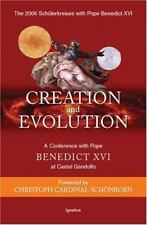 Creation and Evolution: A Conference With Pope Benedict XVI in Castel-ExLibrary