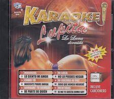 Lupita Dalessio La Leona Dormida Karaoke New