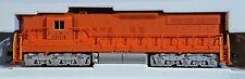 N scale diesel locomotives