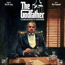 CMON Games - The Godfather: Corleone's Empire (New)
