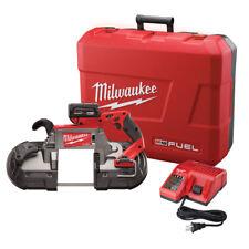 Milwaukee 2729-21 M18 FUEL 18-Volt Deep Cut Band Saw w/ Battery