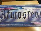 263 Vintage Atmosfear (Atmosphere) VHS Video Board Game (1991) Retro Gaming
