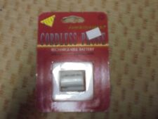 Again & Again Cordless Phone Rechargeable Battery STB125 3.6V/300mAh