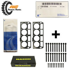 Holden LS3, L98 Genuine Head Gaskets Pair w/ Head Bolts Suits 2001-on (2 Length)