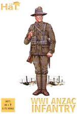 HaT 8071 - WW1 Anzac Infantry                     1:72 Plastic Figures/Wargaming