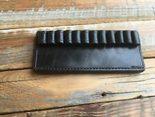 Sporting Goods L@@k No Reserve Leather Vintage Bucheimer #1038m Ammo .38/.357 Belt Ammo Holder