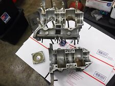 76-78 John Deere 340 liquifire-KEC 340/23LC: CRANKCASE HALVES and  end cap