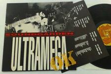 SOUNDGARDEN ULTRAMEGA OK 1988 SST 201 VINYL USA LP + INSERT