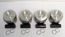 4x Kolben Kolbenring VW T5 T6 2.0 TDI CFC CFCA CAA CAAA STD 03L107065AD Piston