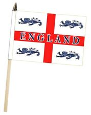 England 4 Lions Large Hand Waving Courtesy Flag