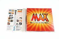 MAX BEST HITS IN THE WORLD SRCS 7500 JAPAN CD OBI A9747
