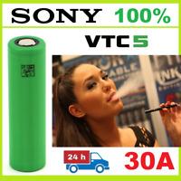 Batteria per sigaretta elettronica 18650 Sony VTC5 ricaricabile fumo elettronico