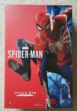 Hot Toys VGM31 Spider-Man Advanced Suit 1/6 PS4 COMPLETE Figure