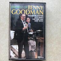 Benny Goodman & His Orchestra Tape Fascinating Rhythm Lets Dance Sing Sing Sing