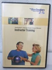 Silver Sneakers I: Muscular Strength & Range of Movement Instructor Training DVD