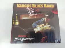 VARGAS BLUES BAND HARD TIME BLUES PAUL SHORTINO 2016 - CD NEW SEALED NUEVO
