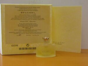 Bvlgari Parfums Perfume Women .16 oz / 5 ml Eau De Parfum Splash Min NIB