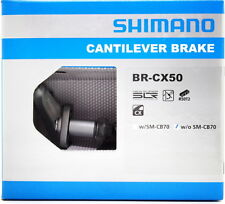 Shimano BR-CX50 Cyclocross Bike Cantilever Super SLR Brake for Front or Rear