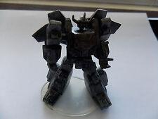 Takara Transformer G1 SCF PVC Act 8 Dai Atlas in pewter with stand.