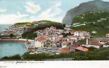 Portugal Madeira - Camara de Lobos old postcard