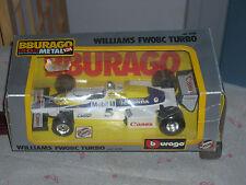 Bburago 1:24 Williams FW08C Turbo cod. 6105 - Nr. 5