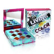 Hank and Henry Eyeshadow Palette - Living in Color Sephora Metallic Longwear