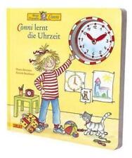Conni-Bilderbücher: Conni lernt die Uhrzeit von Hanna Sörensen (2007, Gebundene Ausgabe)