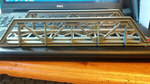 TYCO,VINTAGE HO SCALE,BRIDGE,JUNK,FIX UP,AS IS.FREE SHIPPING