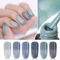 UR SUGAR Soak Off UV Gel Polish Thermal Color Changing Nail Art Gel Varnish
