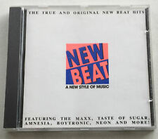 New Beat - a New Style of Music 13trk CD V/A 1988