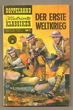 CGB Illustrated Classics Double Band 9 * THE FIRST WORLD WAR * Kirby/Evans * z1-2/2
