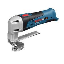 New Cordless Metal Shear BareTool GSC10.8V-Li 10.8V Bosch Tool Body Only
