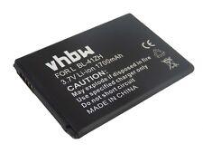 HANDY AKKU BATTERIE 1700mAh für LG L50, Leon, Leon 3G, Leon 4G, Leon TV dual Sim
