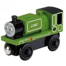 Thomas and Friends - Luke Locomotive - Wooden Railway Mattel