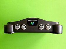 N64 Konsole NINTENDO 64 Ersatz ohne alles Controller OVP Spiel Netzteil Pak Box