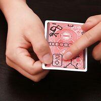 Magic Trick Cartoon Deck Pack Bar Playing Card Toon Mental Animation Prediction