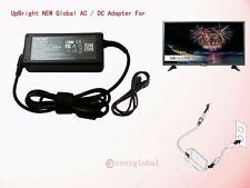 "AC Adapter For LG 34UM58 34UM58-P 34"" UltraWide IPS Gaming Monitor Power Supply"