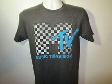 "MTV ""VINTAGE"", Men's T-Shirt, Small."