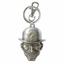 Licensed DC Comics Batman The Riddler Pewter Key Chain Keyring Keychain Fob