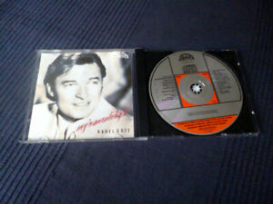 CD Karel Gott  - Nejromantictejsi SUPRAPHON 1991 Compilation Czechoslovakia